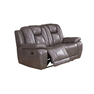 Bargain Fae Power Reclining Loveseat by Red Barrel Studio Reviews (2019) & Buyer's Guide